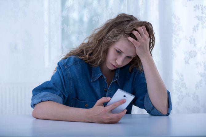 acoso en línea