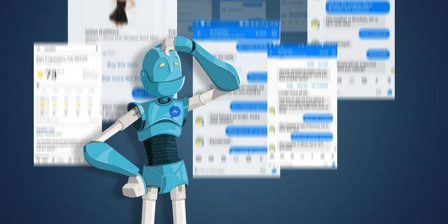 Cómo facebook los robots de mensajería funcionan y por qué fallan