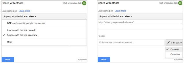 GoogleDriveFolderShare