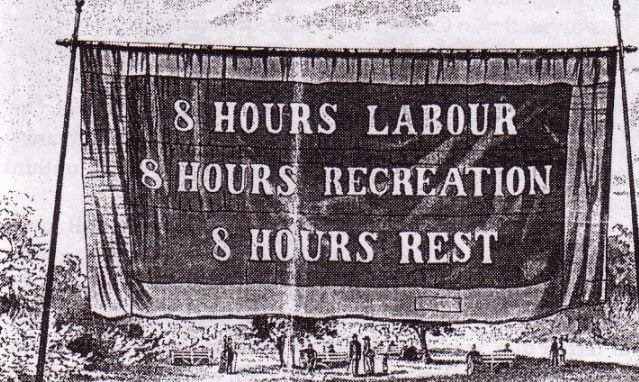 8 Horas de Trabajo
