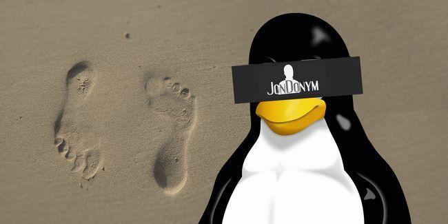 Como usuarios de linux pueden ocultar sus pistas con jondo
