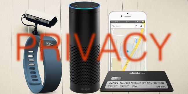 ¿Cuánto de sus datos personales puedan realizar un seguimiento de los dispositivos inteligentes?