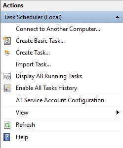 crear tarea básica
