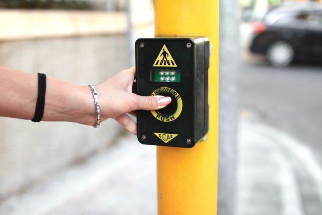 PLC-Paso de peatones