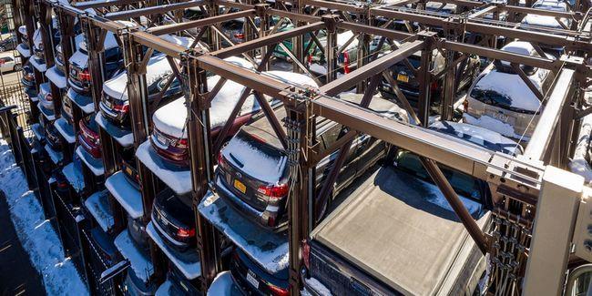 Cómo robótico garajes de aparcamiento le hará la vida más fácil