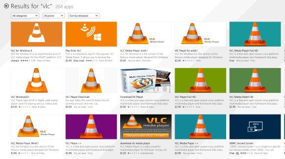 VLC en Windows