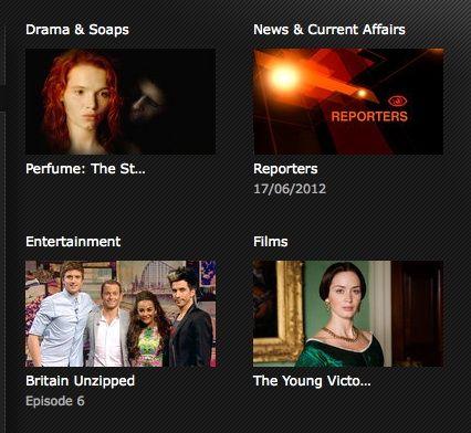 BBC iPlayer descarga