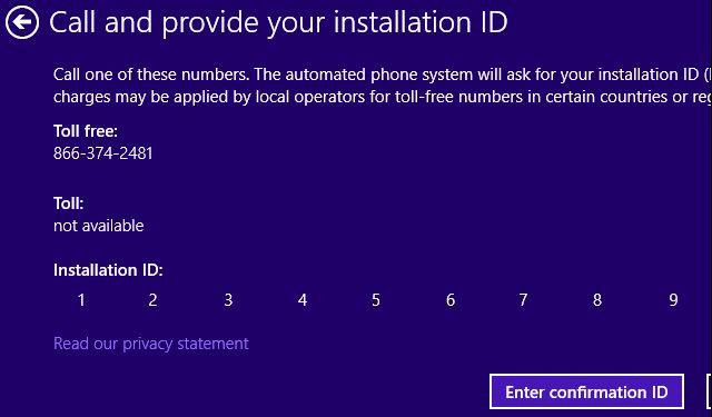 llamado a la Activate-windows-8.1