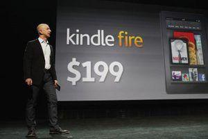 Amazon ha lanzado varias versiones del Kindle Fire desde 2011.