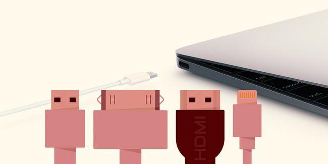 Cómo agregar puertos que faltan para su nuevo macbook