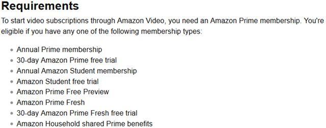 AmazonPrimeVideoRequirements