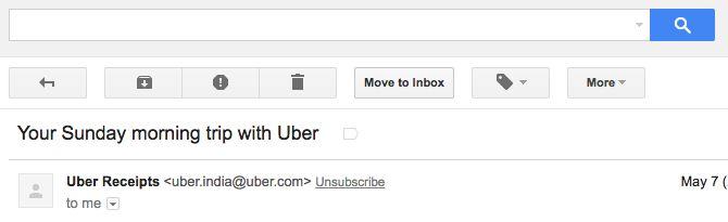 Archivo de Gmail recuperar traslado a la bandeja de entrada