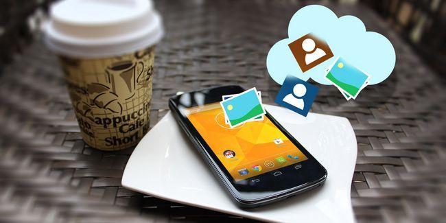 No pierda sus datos: 5 soluciones de copia de seguridad superiores para android