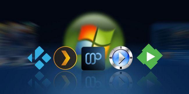 alternativas de Windows Media Center