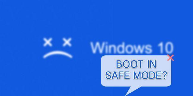Cómo arrancar en windows 10 en modo seguro