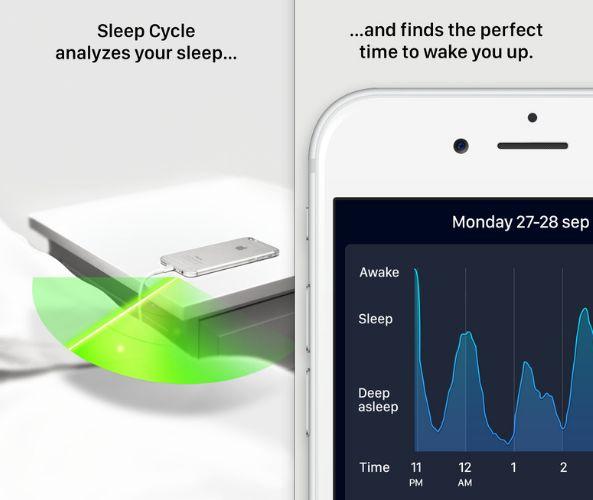 Ciclo dormir Mobile App