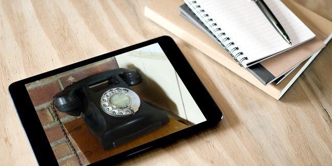 Cómo llamar a los teléfonos de su tableta androide