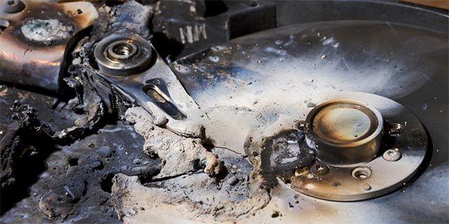 disco duro-vida-excesiva al calor