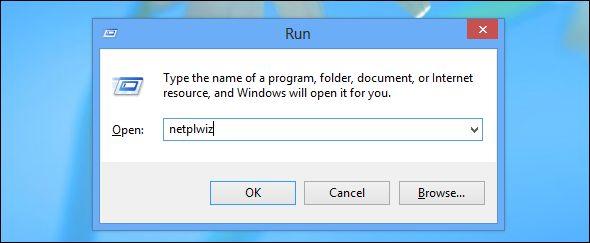 cambio de contraseña de Windows 8