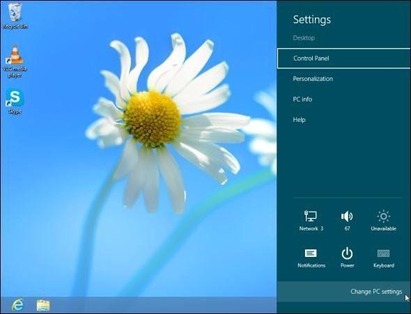 restablecer la contraseña de Windows 8