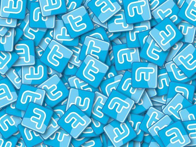 Twitter-fugas logotipos