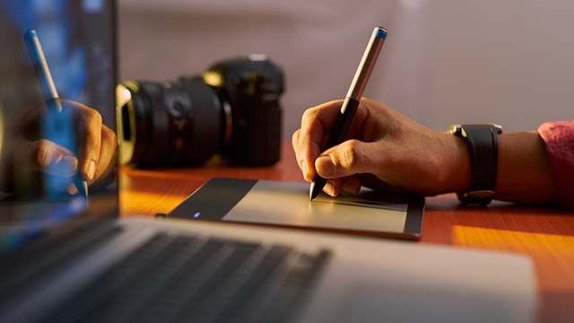 fotografía-reglas de composición primer plano-tableta