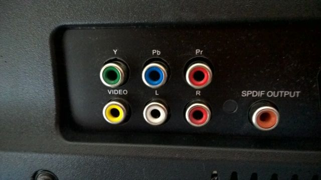 Muo-juegos-wii-conexión TV-av-componente