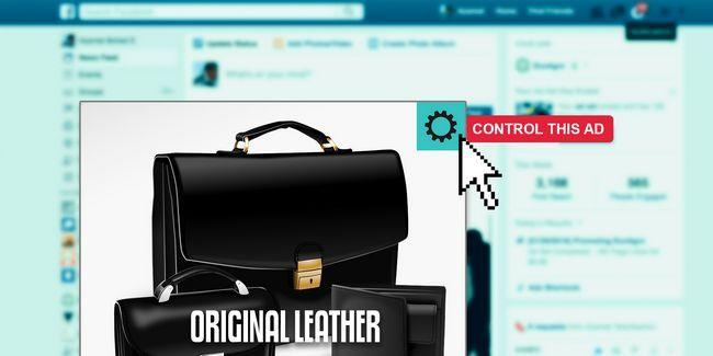 Cómo controlar lo que se ve en los anuncios de facebook y google