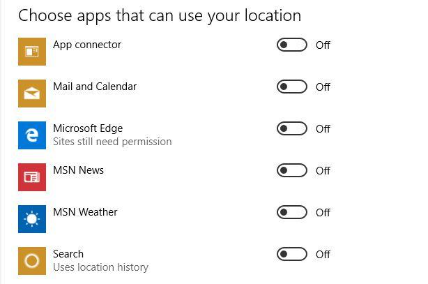 Muo-windows-W10-settings-privacidad-ubicación