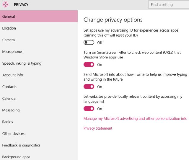 Muo-windows-W10-settings-privacidad general