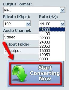 FLAC to MP3 Converter