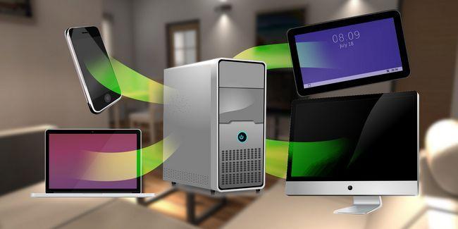 Cómo crear un vlc linux servidor de streaming de medios para su hogar
