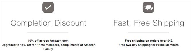 beneficios del registro del bebé Amazon