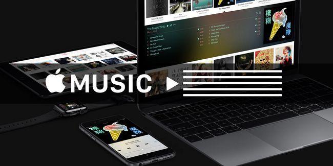 Cómo crear, compartir y descubrir las listas de reproducción con música de manzana