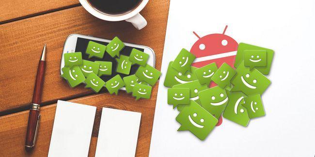 Cómo eliminar, copia de seguridad, y recuperar mensajes de texto sms en android