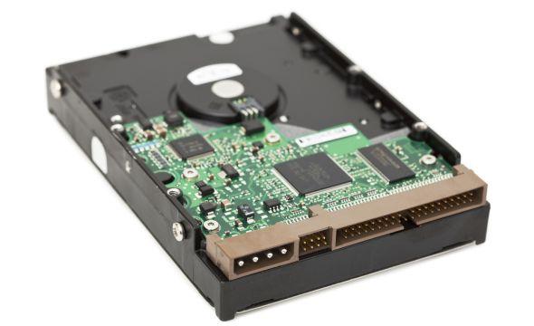 Placa de circuito del disco duro