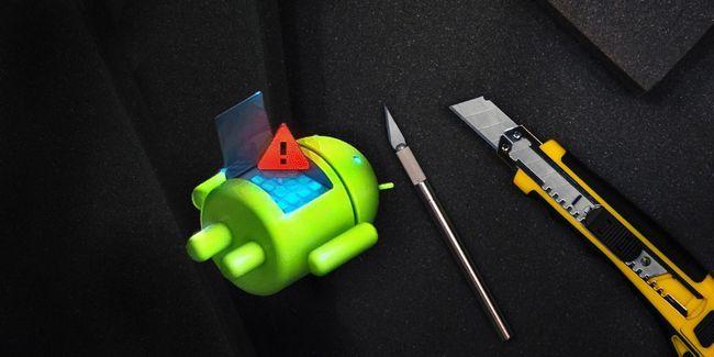 Para diagnosticar y reparar problemas de arranque del androide