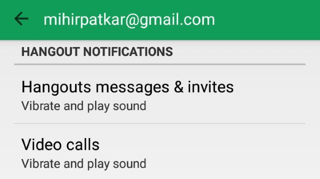 lugares de reunión-disable-notificaciones dentro de otra aplicación