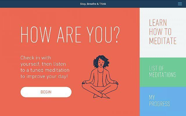cómo-a-latido superar tarde-caída-con-tecnología-meditación-parada-Breathe-pensar