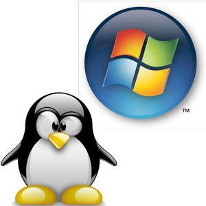 dual Linux de arranque de Windows