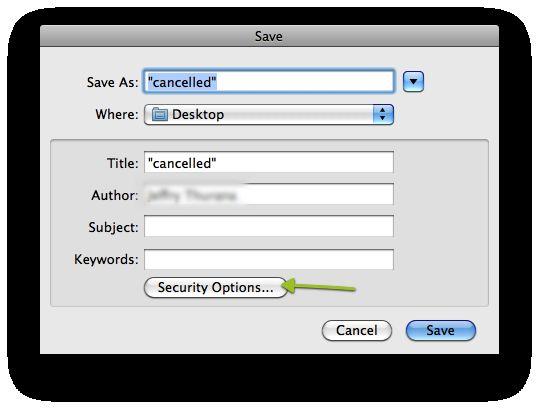 crear documentos pdf mac