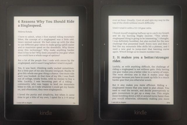 Kindle-artículo