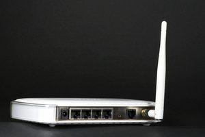 Ciertos programas pueden controlar su ancho de banda a través de su router.
