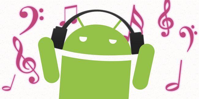 5 Aplicaciones de reconocimiento de música android comparación: la que obtuvo el mayor número de canciones directamente?