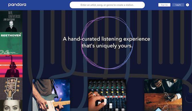 radio de Pandora