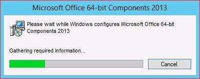 64 bits servicio de búsqueda de Windows