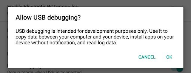 USBDebugging