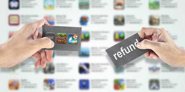 Cómo obtener un reembolso por parte de itunes y mac o tiendas de aplicaciones iphone