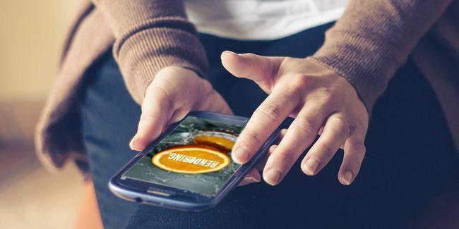 """Como llegar """"fotos en vivo"""" característica del iphone en android"""