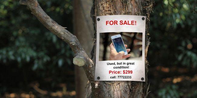 Cómo sacar el máximo dinero en efectivo de la venta de su teléfono antiguo